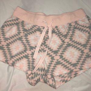 Xhilaration Fleece Shorts
